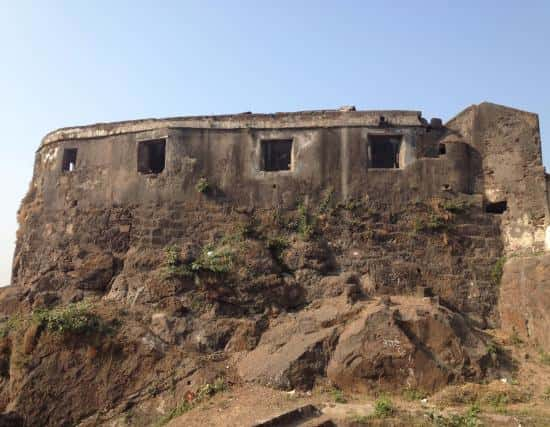 11 Forts In Mumbai A Complete List Of Forts Near Mumbai