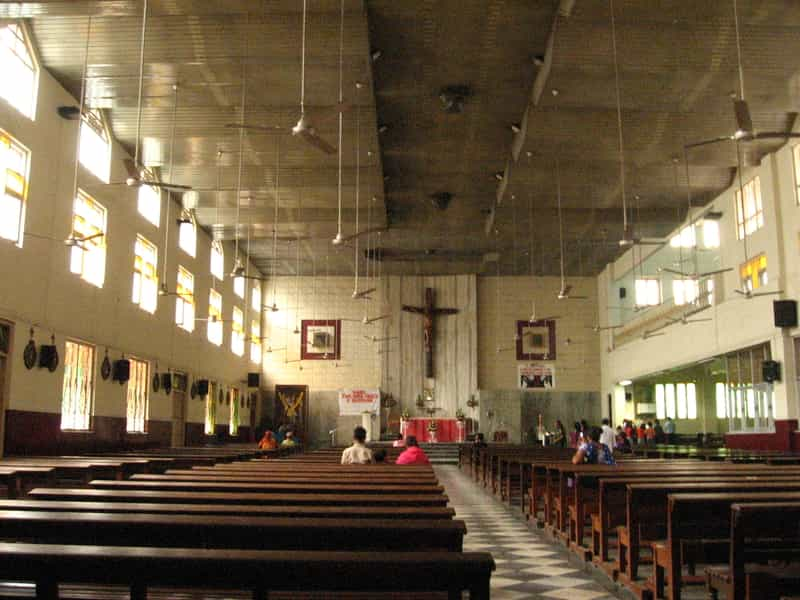 St. Michael's Church, Mahim