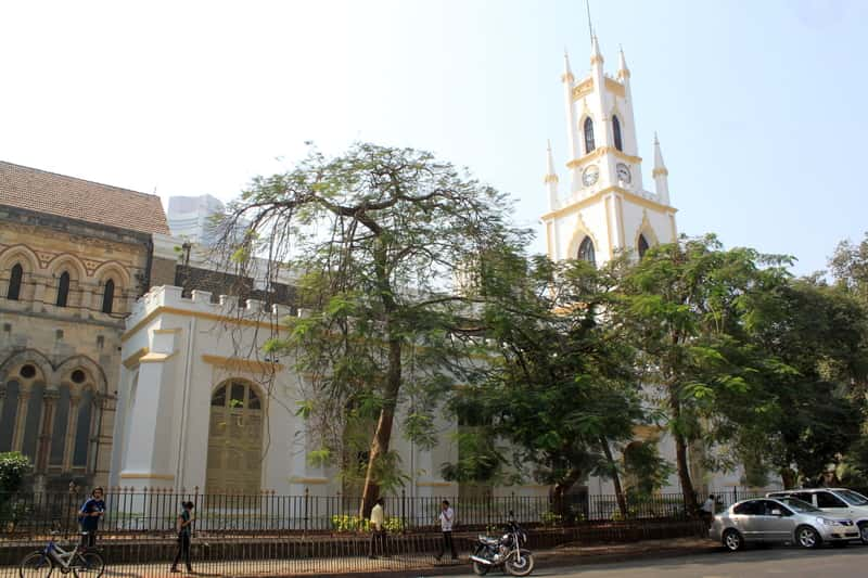 St. Thomas Cathedral, Fort