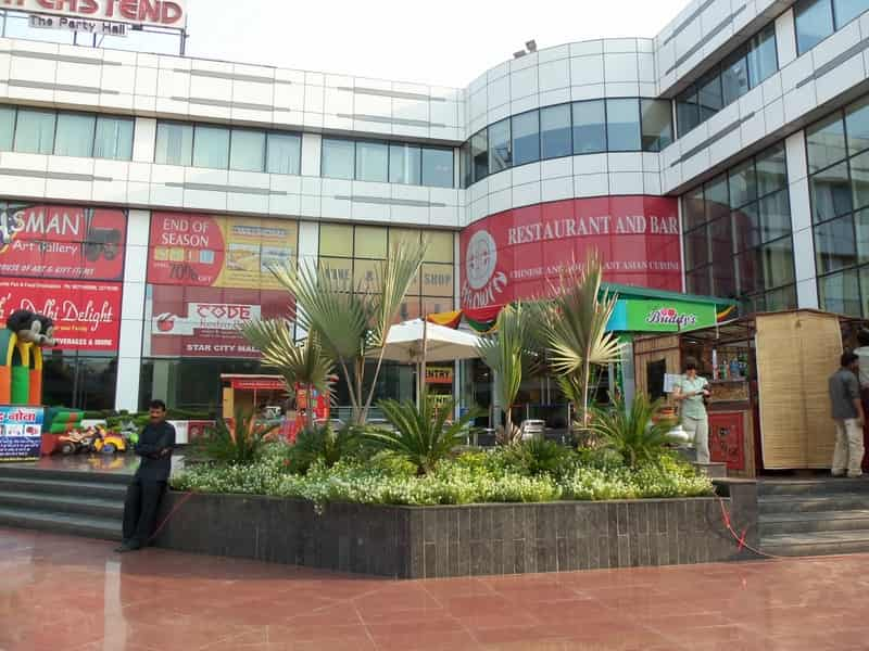 Star City Mall has a variety of liquor stores