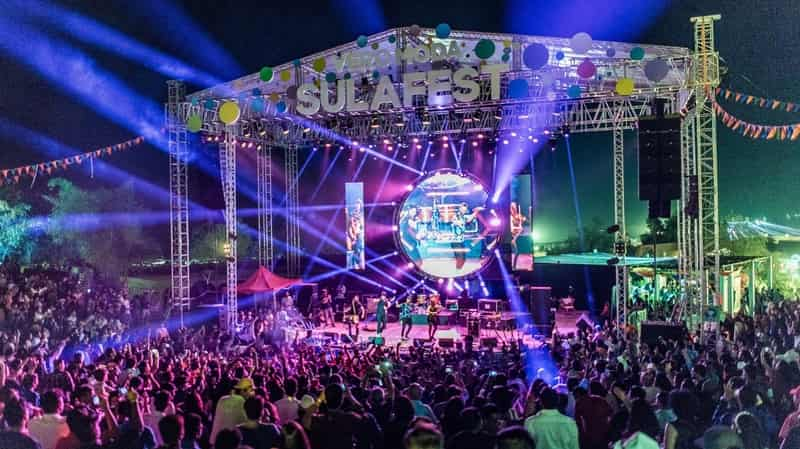Sula Fest Stage
