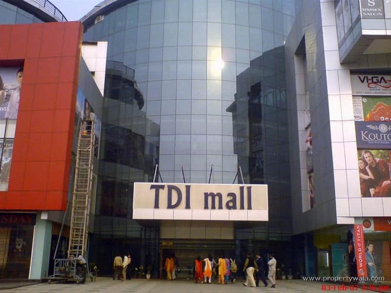 TDI Mall's main attraction nowadays is Q Cinemas