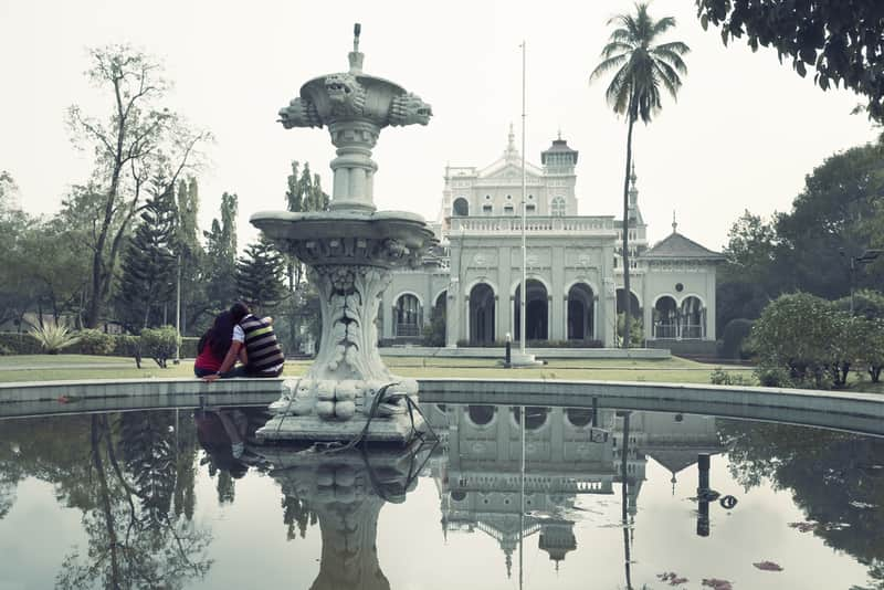 The Aga Khan Palace in Pune