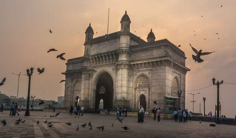 Gateway of India is a must visit