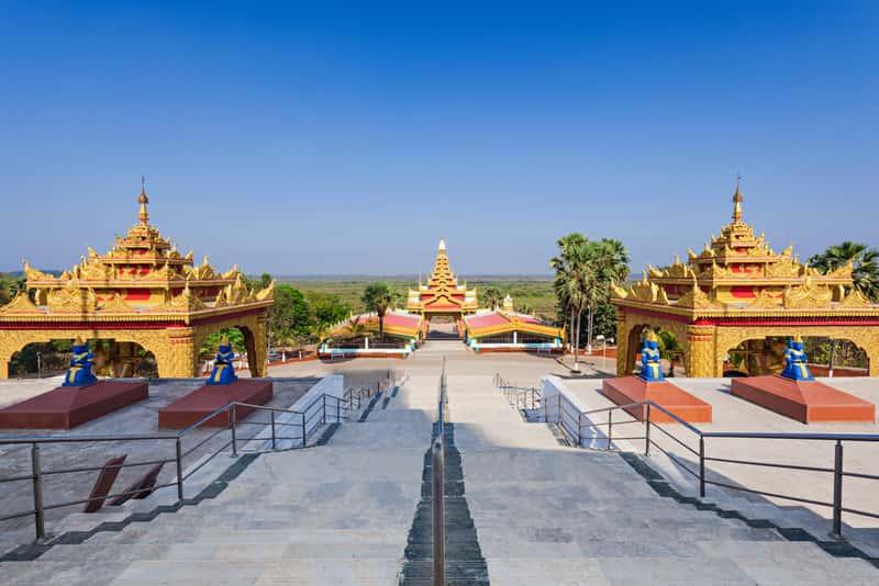 The Global Vipassana Pagoda is a spiritual experience