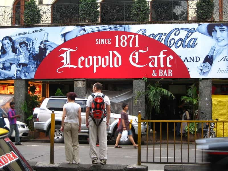 The Iconic Leopold Cafe