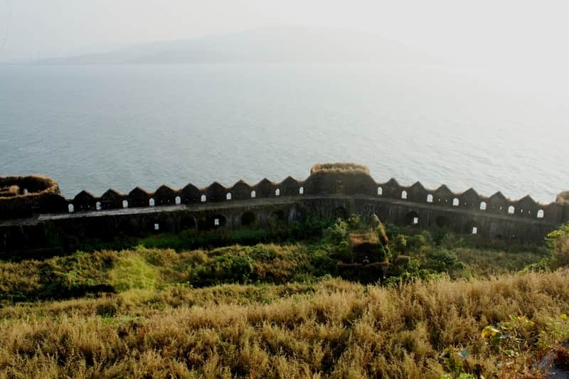 The Murud Janjira Fort