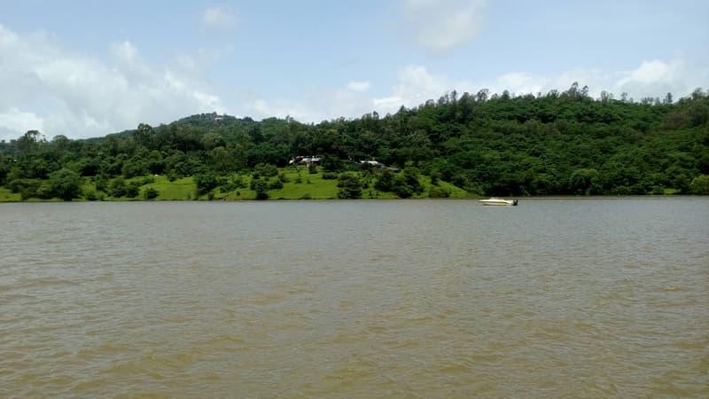 The Panshet Dam