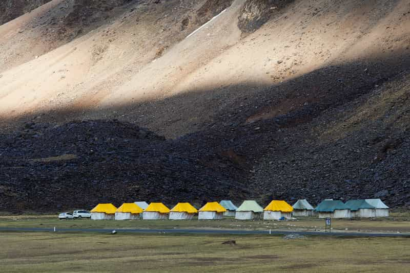Trek and Camping, Beas Kund