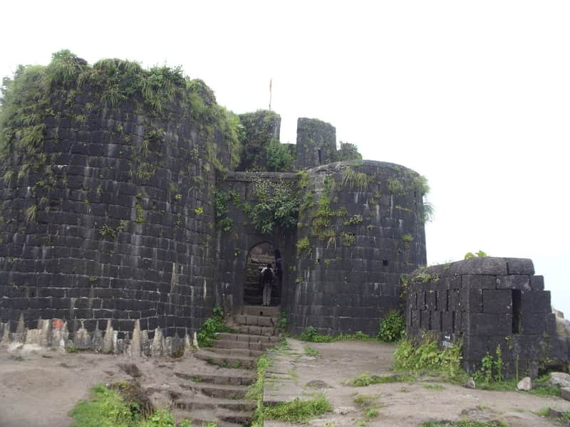 Trekking to Purandar Fort