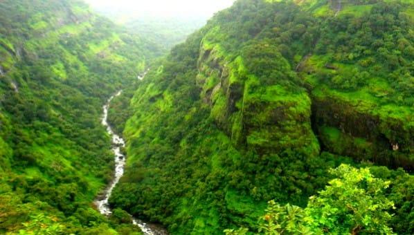 Ulhas Valley in Karjat