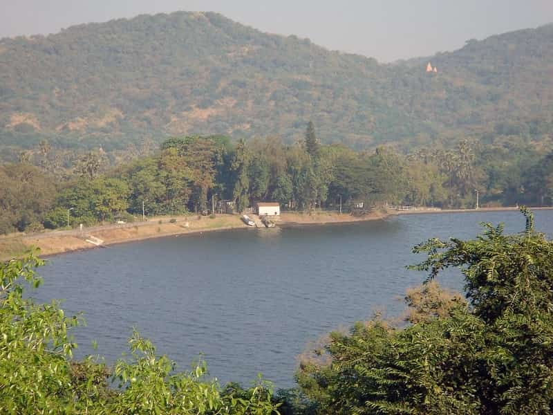 Vihar Lake in Mumbai