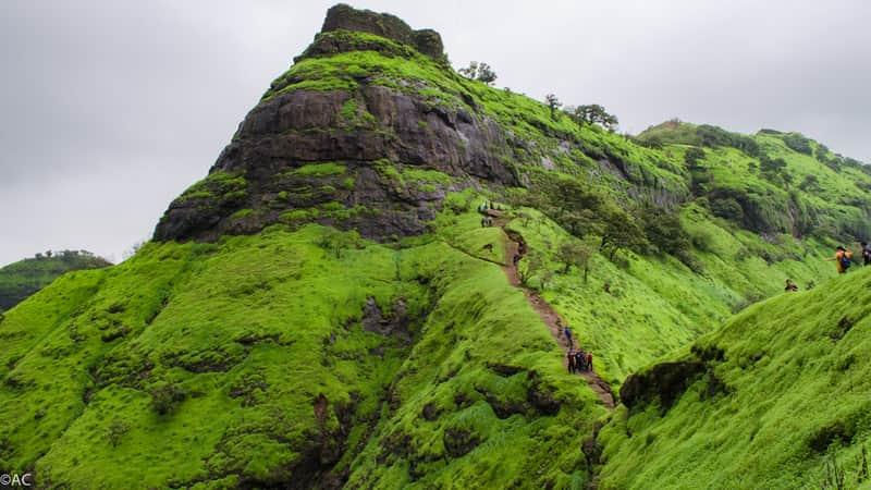 Vikatgad Fort, Neral