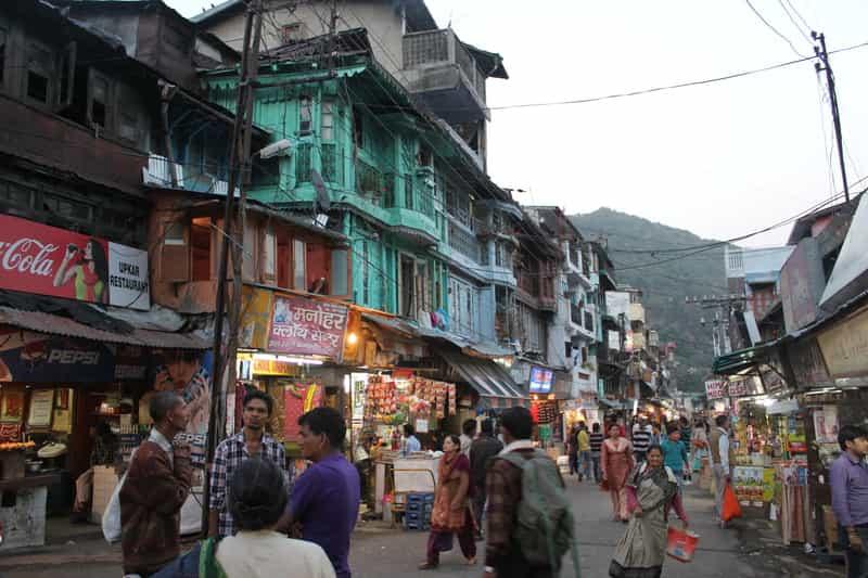 Bara Bazaar, Nainital