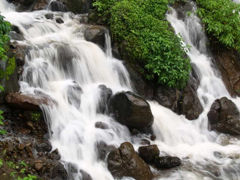 Waterfall at Amboli