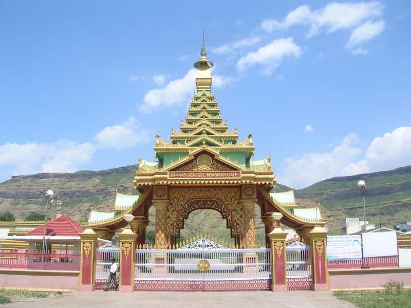 Myanmar Gate, Igatpuri