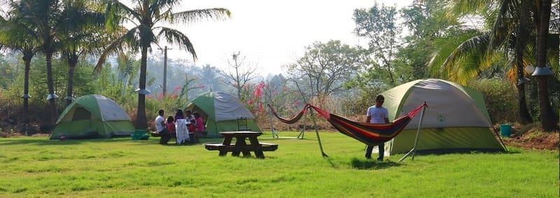 Karnala Camping
