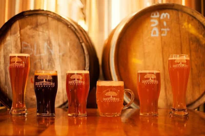 Their craft beers are not to be missed
