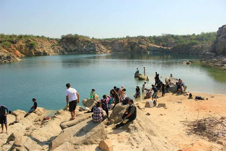 Asola Bhatti Wildlife Sanctuary is an amazing escape for the people of Delhi