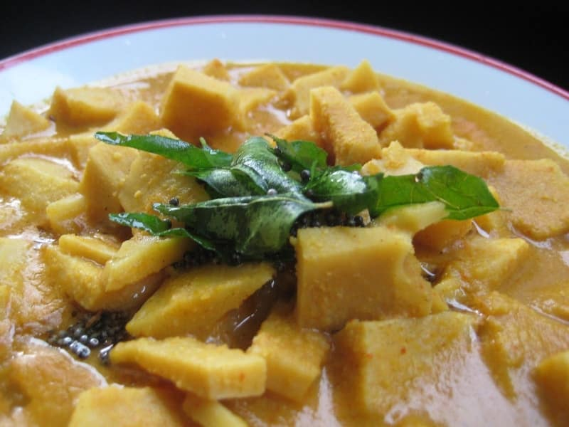 Bamboo Shoot Curry