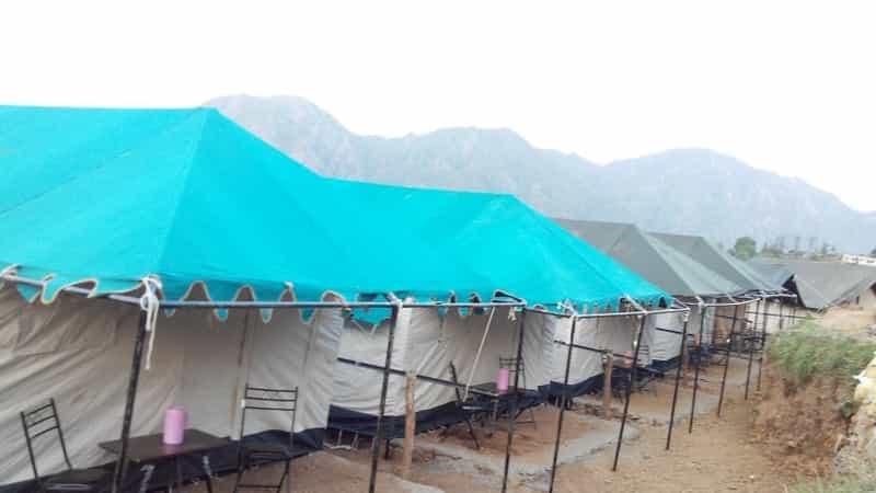 Camp Awara, Dhanaulti