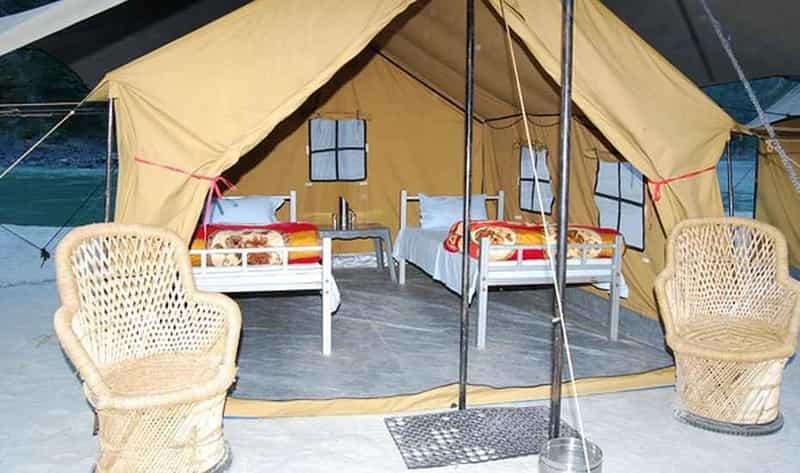 Camp Gold Coast, Rishikesh