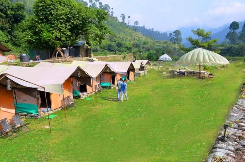 Camp Kalsi, Uttarakhand