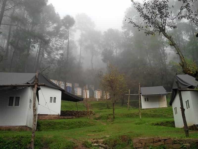 Camp Roxx, Nahan