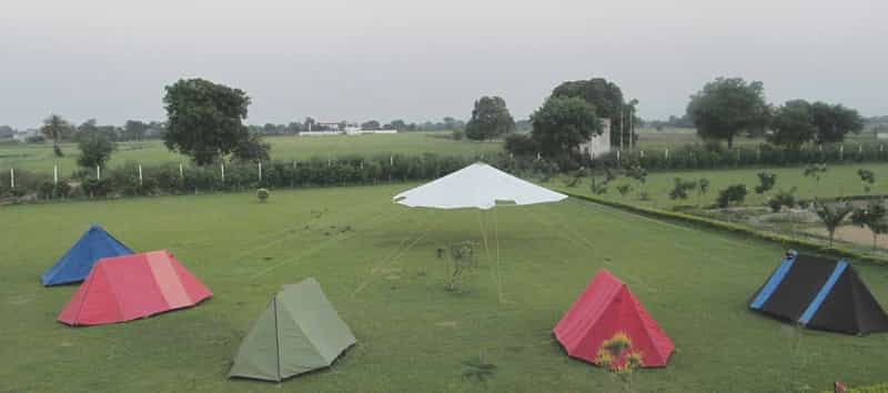 Camp Sohna, Noida