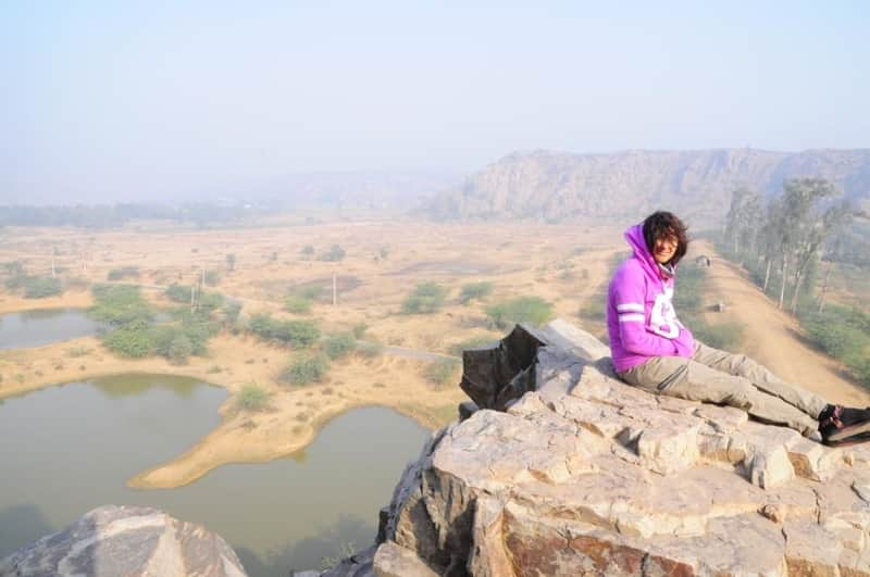 Camp Wild Dhauj is an adventure camp and a great picnic spot