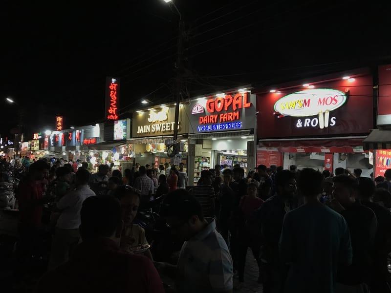 Chappan Bazaar