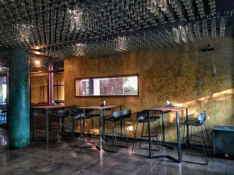 Coco's Bar & Grill is a pub in hyderabad with a dance floor