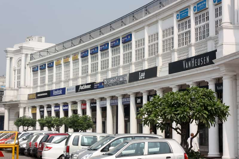 There is plenty to do for students in Connaught Place