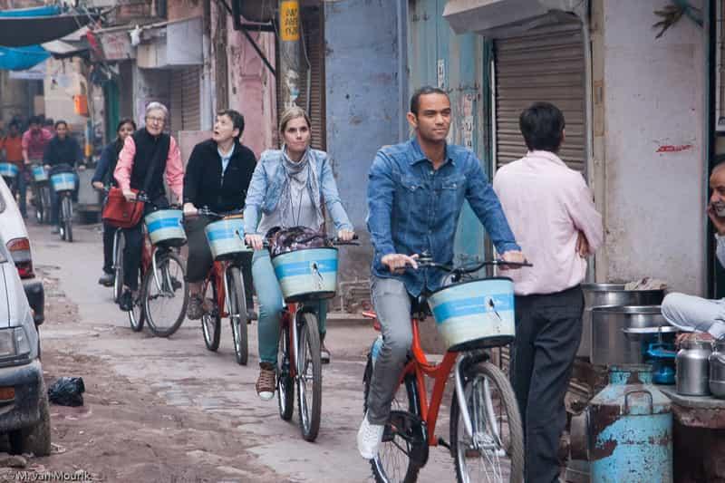 Cycle Tour of Delhi
