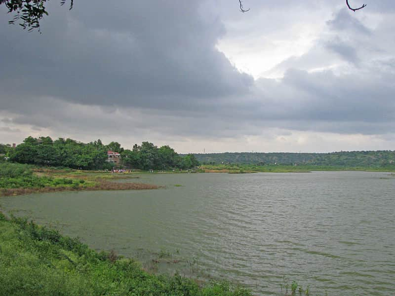 Damdama Lake is a nature lover's paradise
