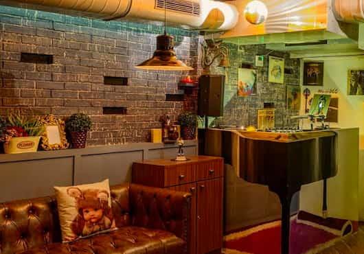 Door No.1 - The Retro Bar, Bandra