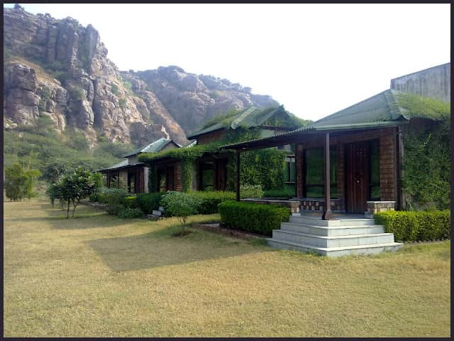 Enjoy the great outdoors at the Camp Wild Dhauj