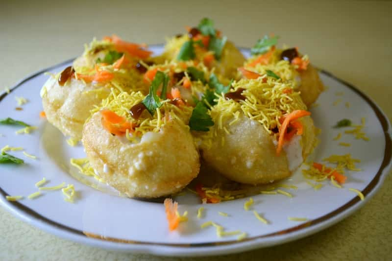For tasty dahi puri, Chhaya Sagar is the place to go