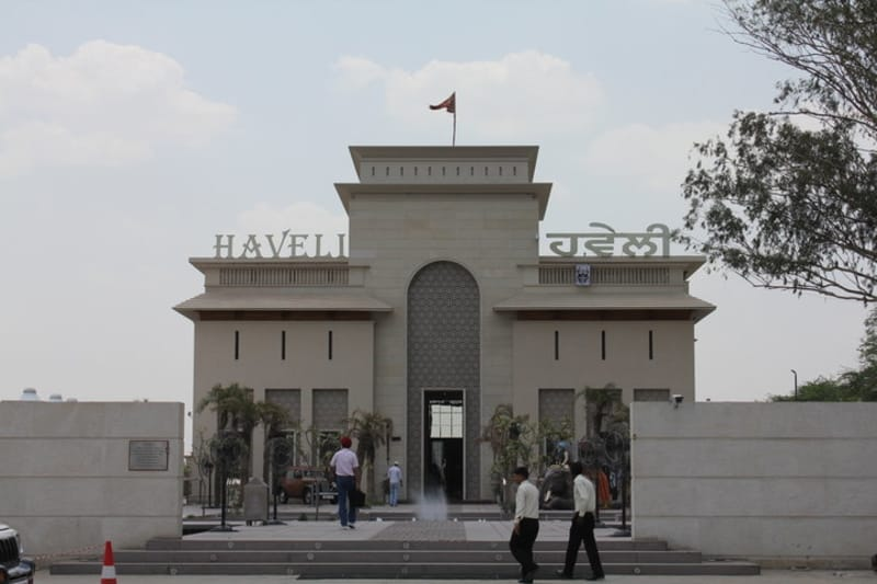 Haveli at Murthal