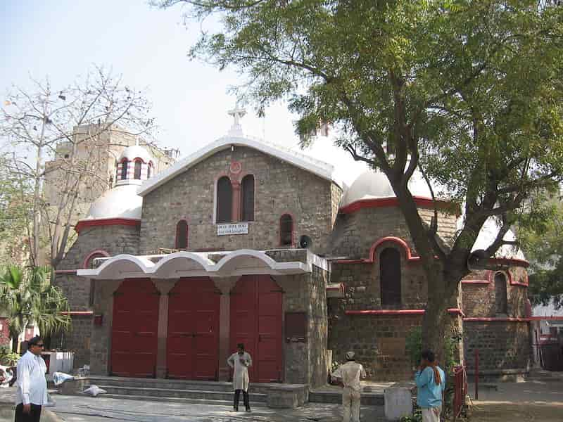 Holy Trinity Church is a Byzantine church