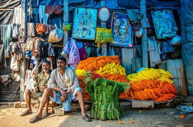 Howrah Phool Bazaar