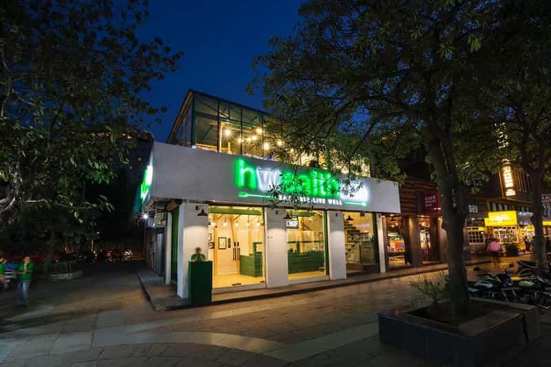 Hwealth Cafe