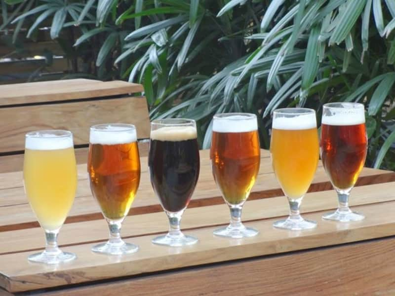 Independence Brewing Company serves a range of delicious brews
