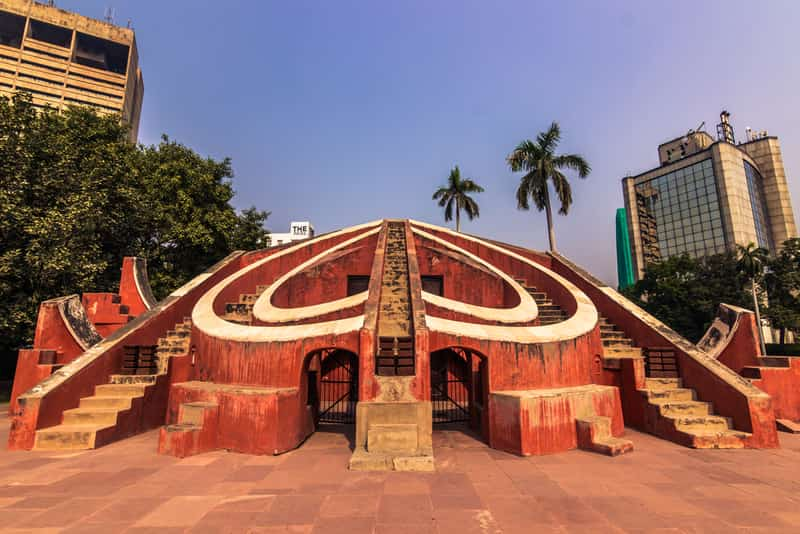 Jantar Mantar is where many protests have been held