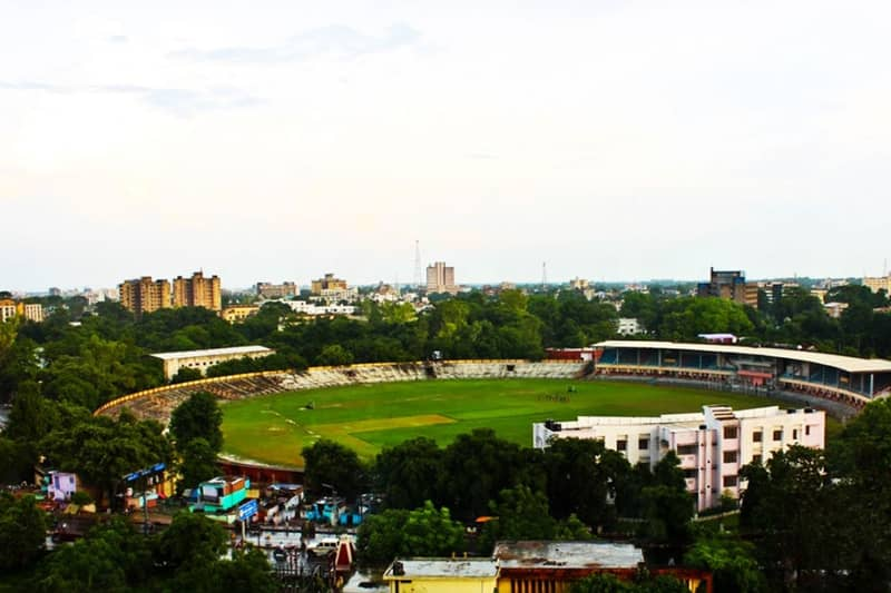 K.D. Singh Babu Stadium