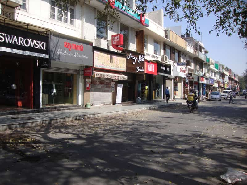 Khan Market has options for every budget