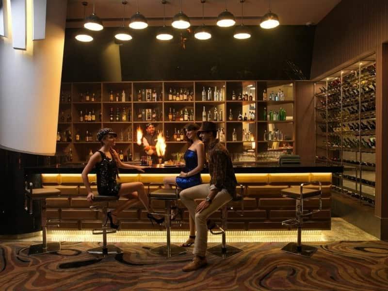 Liquid Lounge Bar