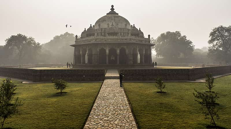 Lodi Gardens is a great picnic spot