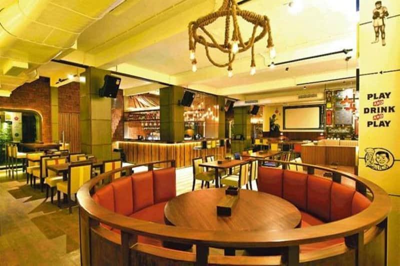 MRP - My Regular Place, Dadar
