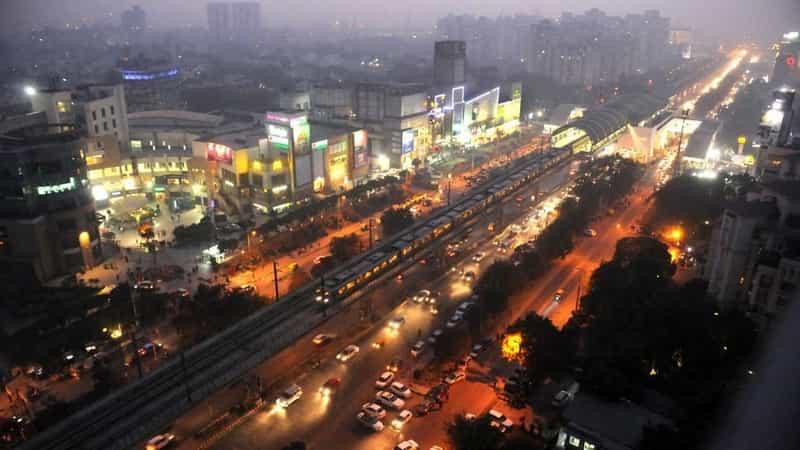 Mehrauli Road